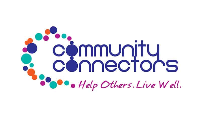 Community Connectors Logo Design Boonah