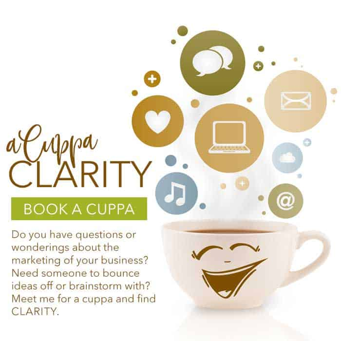 Book a Cuppa Clarity with Tanya