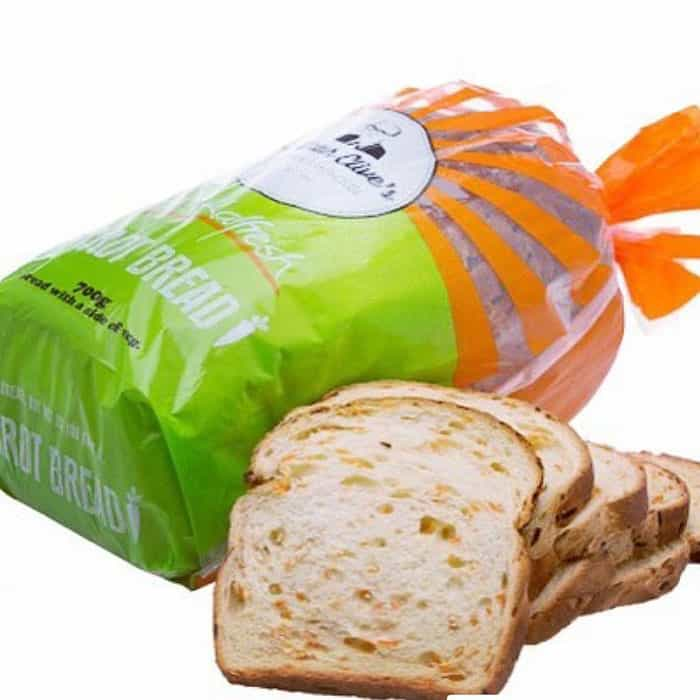 bread bag packaging artwork