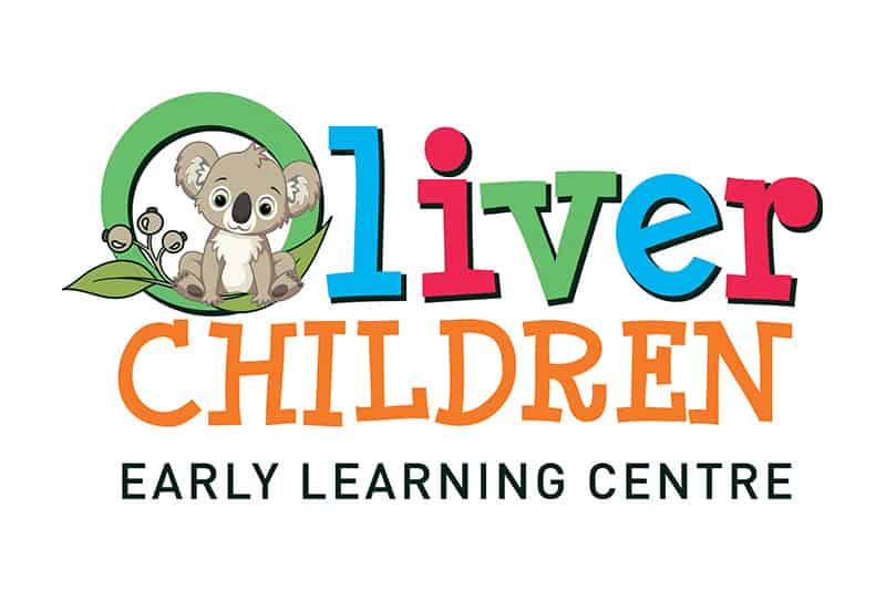 childcare logo design