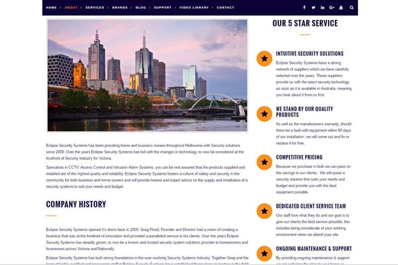 yarrabilba website design