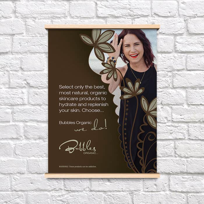 display poster graphic designer jimboomba
