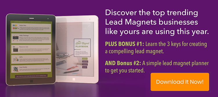 Best Lead Magnet Types