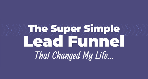 Simple Lead Funnel System