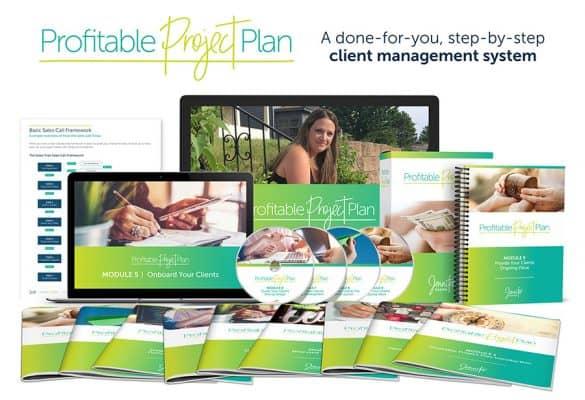 Profitable Project Plan review
